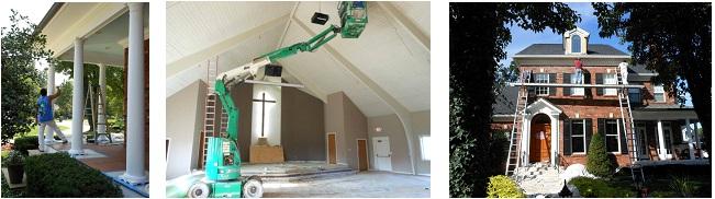 Professional Interior & Exterior Painting Services