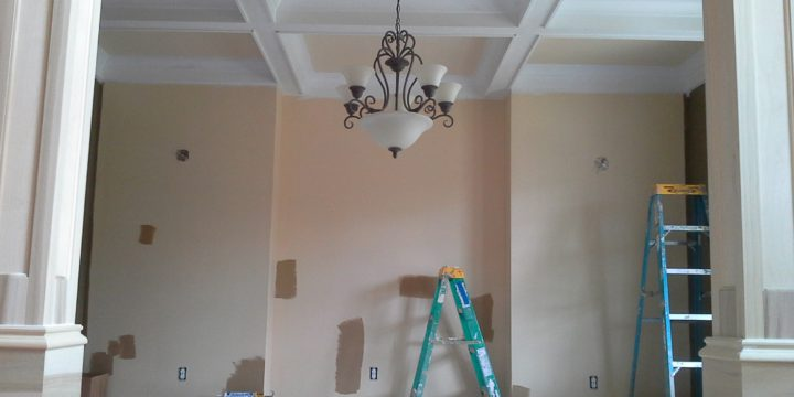 Interior Painting Crown Molding