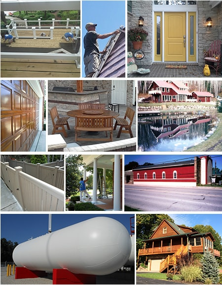 Exterior Painting Services at D. Howard Painting