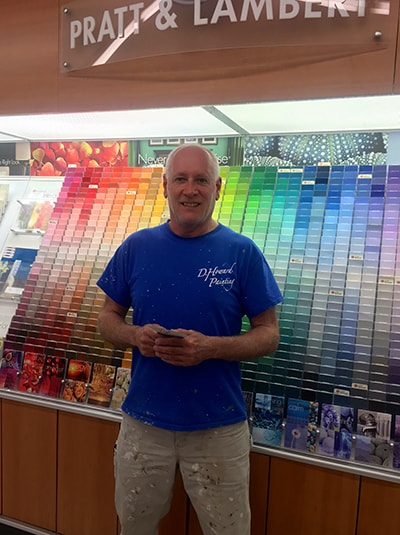 Douglas Howard, Owner of D. Howard Painting